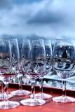 Wine glasses Royalty Free Stock Image
