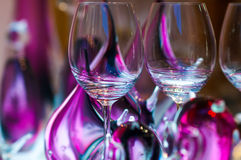 Free Wine Glasses Royalty Free Stock Photo - 83354565