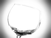 Wine glasses various Stock Photography