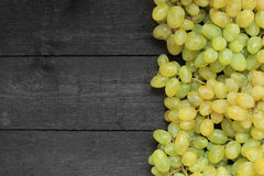 Wine grapes background Stock Photo
