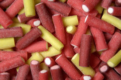 Wine gum stick royalty free stock images