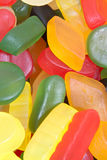 Wine gums Stock Images