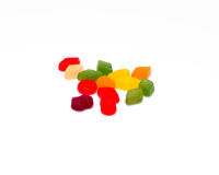 Wine gums Royalty Free Stock Images