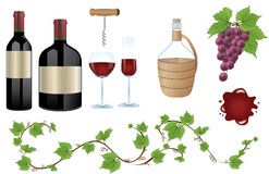 Wine harvest Royalty Free Stock Photos