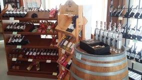 Wine house Stock Photo