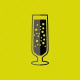 wine icon design Stock Photos