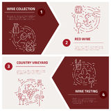Wine Industry Concepts Stock Photos