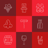 Wine Industry Royalty Free Stock Images