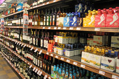 Wine Isle Royalty Free Stock Images