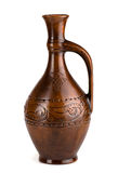 Wine jug Stock Image