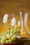 Wine jug Stock Photos