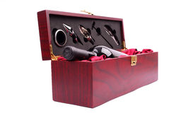 Wine kit Stock Photography