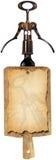 Wine List Design Royalty Free Stock Photography