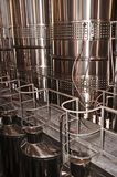 Wine making equipment Royalty Free Stock Photography