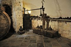 Wine Museum Stock Image