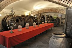 Wine Museum Royalty Free Stock Photography
