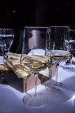 Wine och bröd Arkivbilder