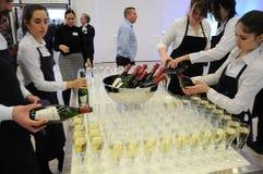 Wine och champagne Royaltyfri Foto