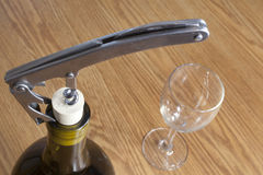 Wine Opener Stock Photos
