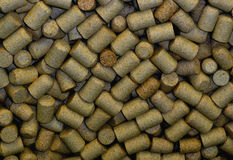 Wine Сorks. A lot of Wine Corks Stock Images