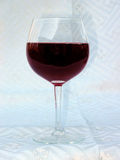Wine Photo 5. A solitary wine glass stock images