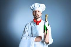 Wine presentation Stock Photo