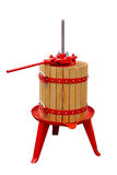 Wine press Royalty Free Stock Images