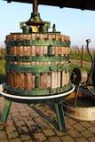 Wine press Royalty Free Stock Photo