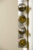 Wine Rack Stock Image