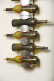 Wine Rack Royalty Free Stock Photography