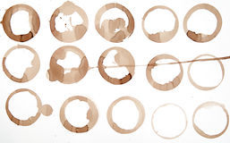 Wine Rings Royalty Free Stock Images