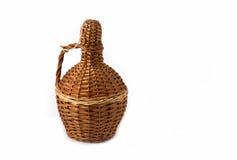 Wine's jar 2. Stock Photo