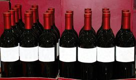 Wine for sale Stock Images