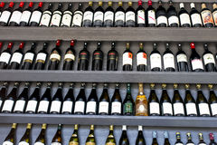 Wine Selection Stock Images