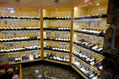 Wine Selection at Market of Choice Royalty Free Stock Images