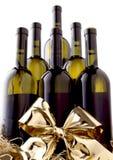 Wine Sextet Present Stock Photography