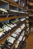 Wine Shop Stock Images