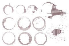 Wine Stain 1 Stock Photography