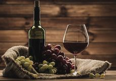 Wine still life Royalty Free Stock Photos