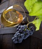 Wine still-life Stock Photos