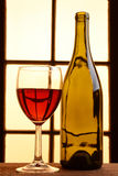 Wine Still Life Warm Tones Royalty Free Stock Photos