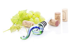 Wine stopper. Stock Images