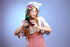 Wine taste Royalty Free Stock Photography