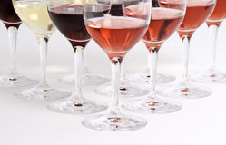 Wine Tasting Royalty Free Stock Photos