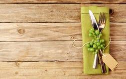 Wine tasting Cutlery Stock Photos
