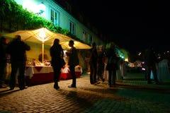 Wine Tasting At Old Vine House, Maribor, Slovenia Royalty Free Stock Image