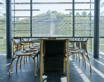 Wine Tasting Room Stock Photography