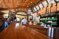 Wine Tasting, Santa Ynez, California Stock Photography