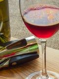 Wine theme Stock Photo