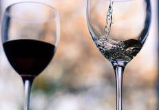 Wine theme Stock Photography